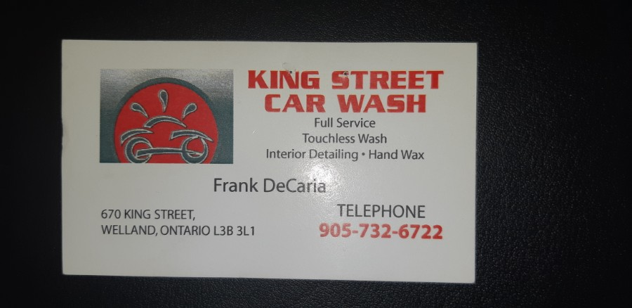 King Street Car Wash
